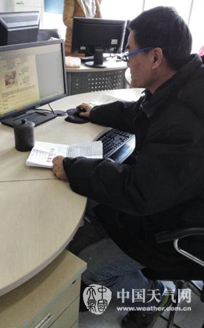 浙江省气象服务中心首席服务专家李瑞民