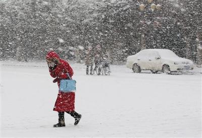 最强寒潮袭大半中国 过半网友表示已准备好了!