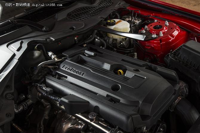 搭载于福特Mustang车型的2.3L