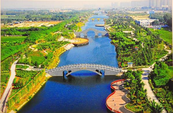 合肥桃花潭公园规划图