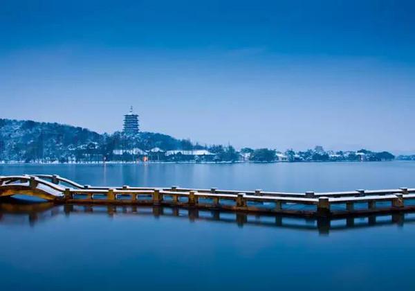西湖会结冰吗
