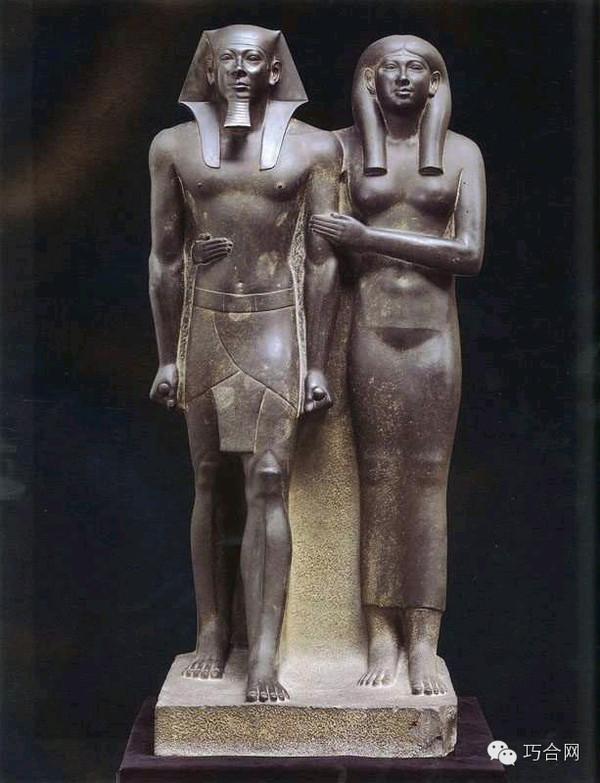 古埃及服饰 一 第一次的民族大融合图片