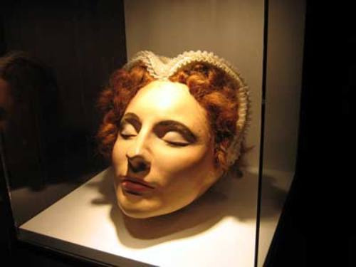 苏格兰玛丽女王第一集:当时全欧洲最美貌的公主