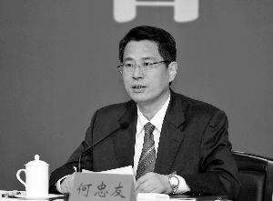 何忠友(资料图片)。信息时报记者 陈文杰 摄