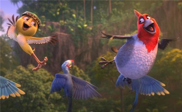 """终于,和气的空中小姐被这两位""""大爷""""激怒了,打开舱门把鹦鹉和村长一起扔了出去。村长正在无奈地坠落时,鹦鹉飞到村长耳边。鹦鹉问:""""你会飞吗?""""村长摇摇头。鹦鹉怒斥:""""不会飞,还牛什么牛!""""村长只看到鹦鹉的威风,却不知道鹦鹉敢这么牛是因为会飞。"""