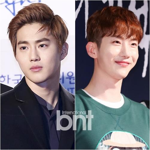 exo赵权_SM与JYP再度联手 EXO成员SUHO出演赵权新歌MV -韩娱频道