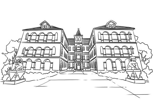 目的地|鸡公山别墅群,百年穿越万国楼(下)工厂别墅耕的图片