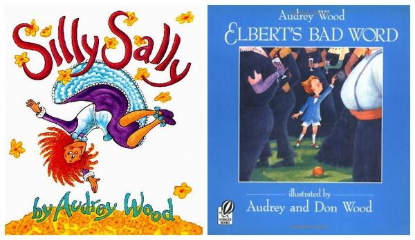 跟唐·伍德带来许多的快乐,也勾起奥黛莉·伍德对童年的回忆,她开始