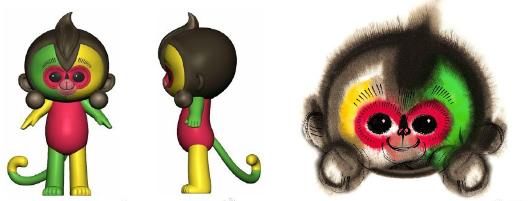 201属蛇7吉祥物图片