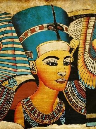 古埃及服饰 二图片