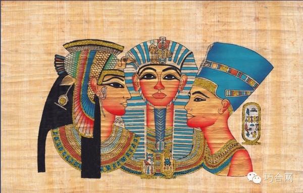 记录着古埃及漫长的历史和文明图片