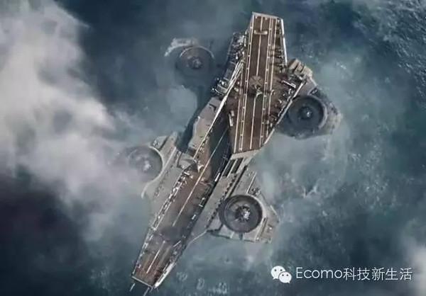 """...的巨型飞机\""""航天母舰\""""明年就要试飞.航天母舰是一种巨大"""