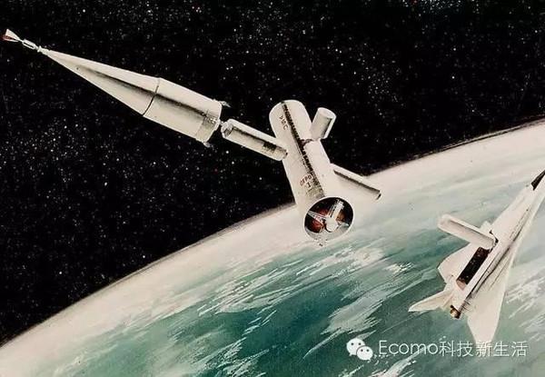 ...母舰被认为是航天飞机和空间站的集合体.它相比一般航天器而...