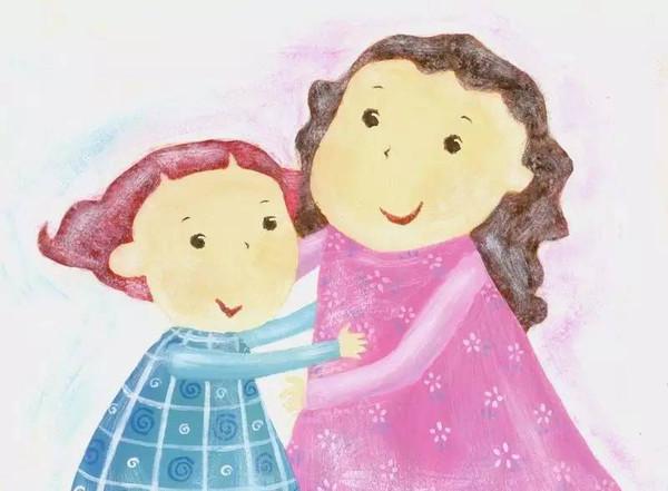 高中女儿写给妈妈的信:谢谢你在我最叛逆时选择拥抱我!