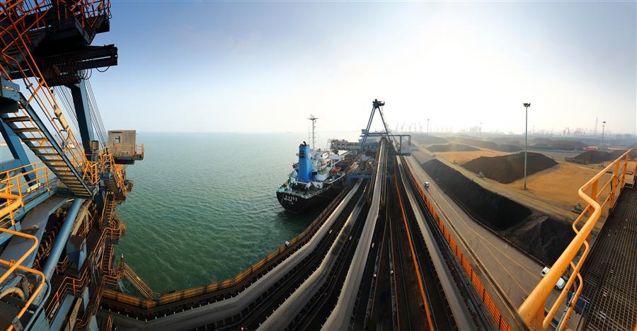 秦港中煤专用设施