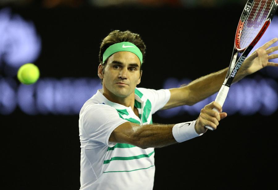 (网球)(1)体育澳网:费德勒v网球高芬(图)滑雪衫破了怎么补图片