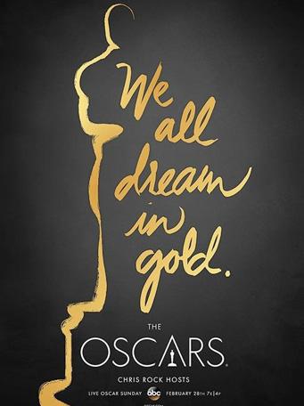 第88届奥斯卡奖海报。