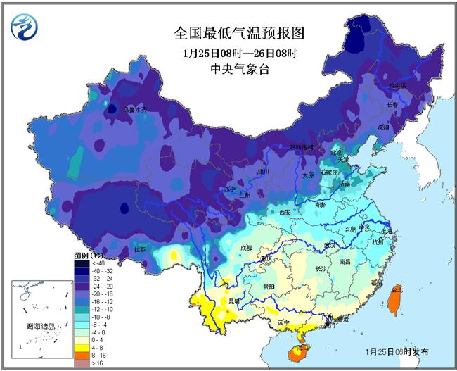 南方气温仍偏低 27日起将有一次明显降雨过程