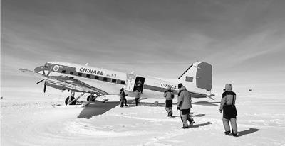 我国第32次南极科考获多项重大发现_首次实地探明地球表面最大峡谷