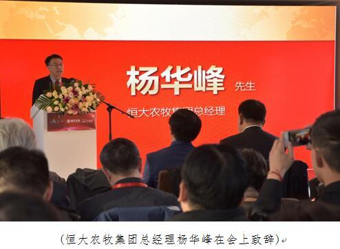 中新交流会在上海举行 两国友好合作恒大咔哇熊迎发展良机,2015年咔哇熊奶粉事件,恒大咔哇熊,中新大东方恒大稳盈利,恒大