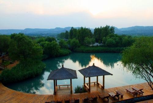 黄河最美在洽川
