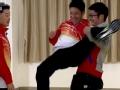 《了不起的挑战片花》第五期 小撒调皮被教员公主抱 岳岳平板撑遭千年杀