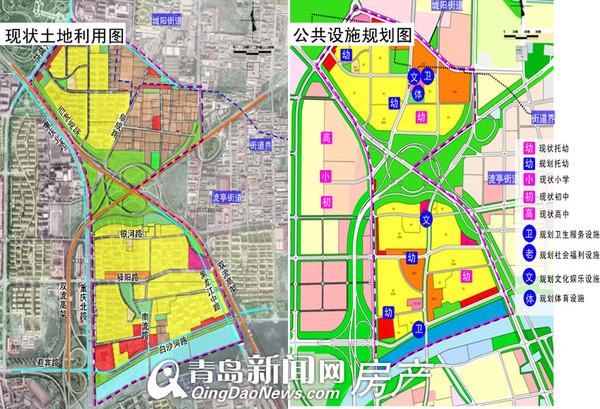 建设规划 未来居住人口超50万