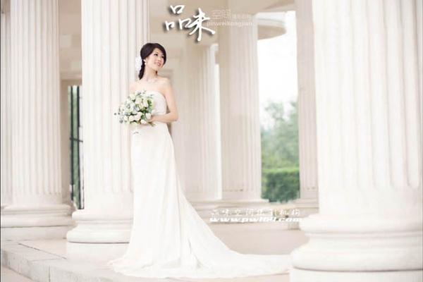 北京婚纱摄影 外景婚纱照美姿法则图片