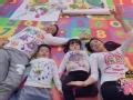 《北京卫视二胎时代片花》未播 杨威一家首秀画画技巧 夏克立歪理绕晕儿子