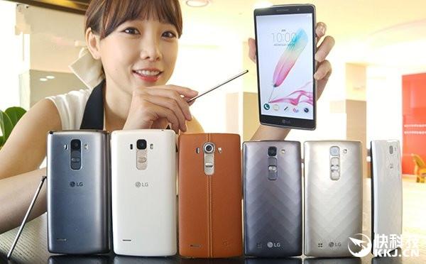 LG公布智能机销量:没干过小米