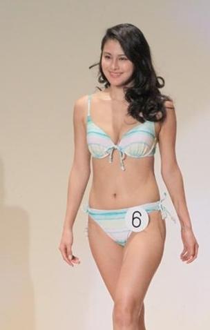 松野未佳个人资料家庭背景 夺日本小姐大赛冠军松野未加(组图)