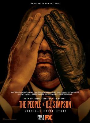 """《美国罪案故事:辛普森挑战公众》(American Crime Story: The People Vs. O.J. Simpson):""""美恐""""主创再挑大梁 还原""""辛普森杀妻案"""""""