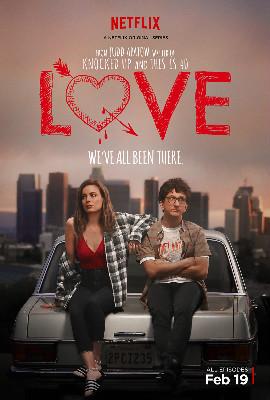 《爱情二三事》(Love):一口气预定两季,贾德-阿帕图最新喜剧作品