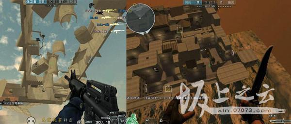 cf,逆战,生死狙击中的外挂玩家
