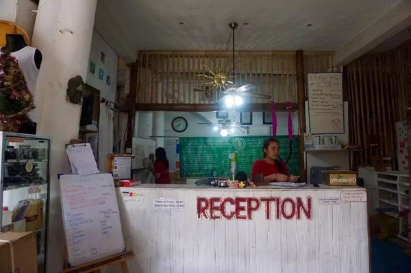 印尼吉利岛住宿