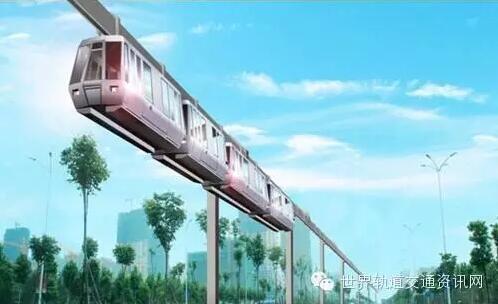 从空轨首入中国七城市有意试点到多城市开工建