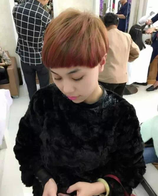 最美最酷超短发 打造2016时尚帅气