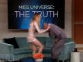 《艾伦秀第13季片花》第88期 特维奇学无痛分娩 哥伦比亚小姐踢爆男主持下体