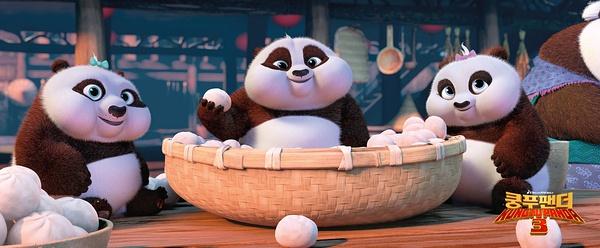 好莱坞得了熊猫热,尚无药可治(组图)图片