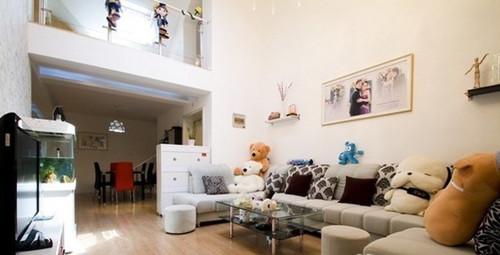 40平小户型家 深受喜爱的简单时尚(组图)图片