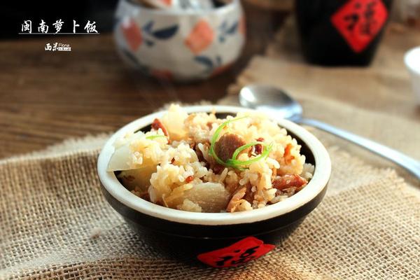 的一大碗白米饭图片