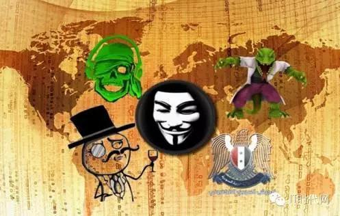 """世界十大黑客组织,来看看他们是如何""""改变世界"""""""