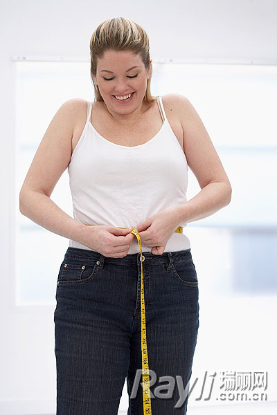 胖子减肥运动太累图片