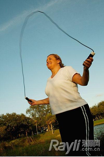 胖子运动减肥计划图片