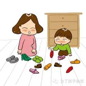 帮妈妈做家务简笔画-假期,培养宝宝做家务