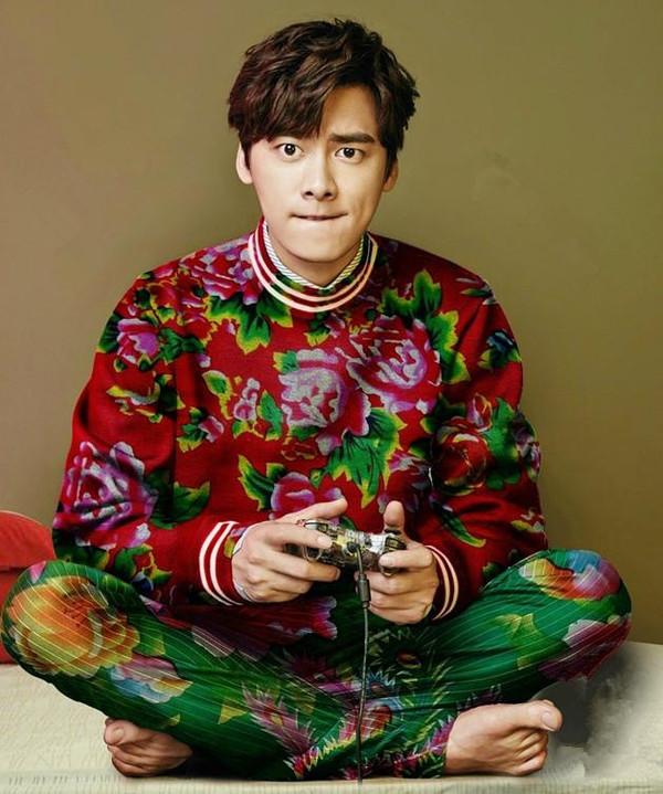李易峰井柏然杨洋领衔鲜肉团穿出 时尚时尚最时尚