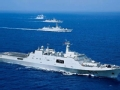 周末点兵 海军新登陆舰亮相引关注