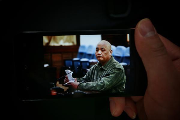 """河南""""黑老大""""王华二审 曾连任两届市政协常委"""