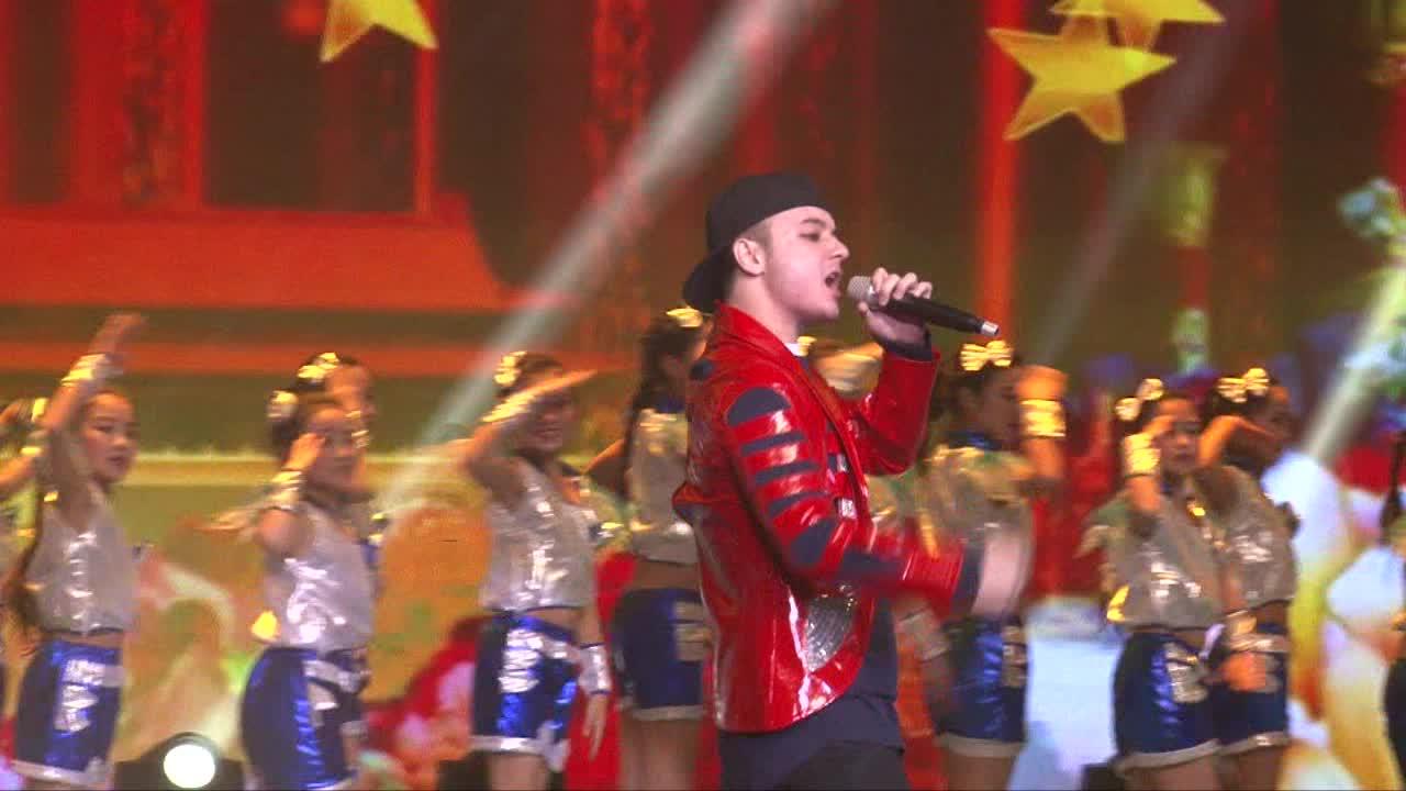 第十届全国青少年春晚在京录制 阿尔法王韵壹献唱