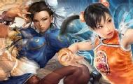 盘点格斗游戏中的中国拳皇